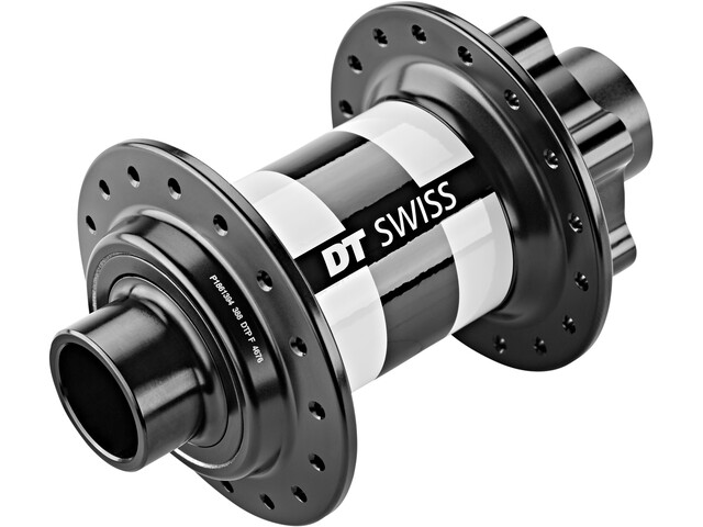 DT Swiss 350 Nav forhjul 110mm/20mm IS, black